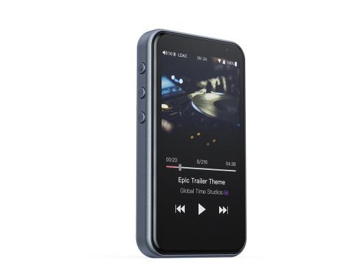 FiiO M6 Lettore Musicale Portatile Hi-Res Special Edition Titanio