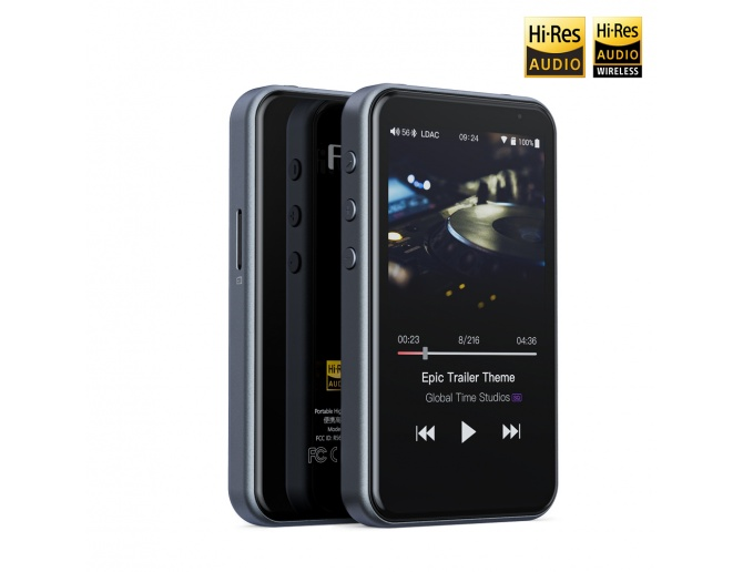 FiiO M6 Portable High-Res DAP Titanium Special Edition