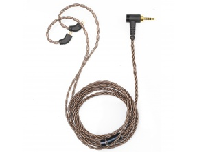 FiiO LS-2.5/A/LS-2.5AS High-Purity Monocrystalline Copper Earphone Cable