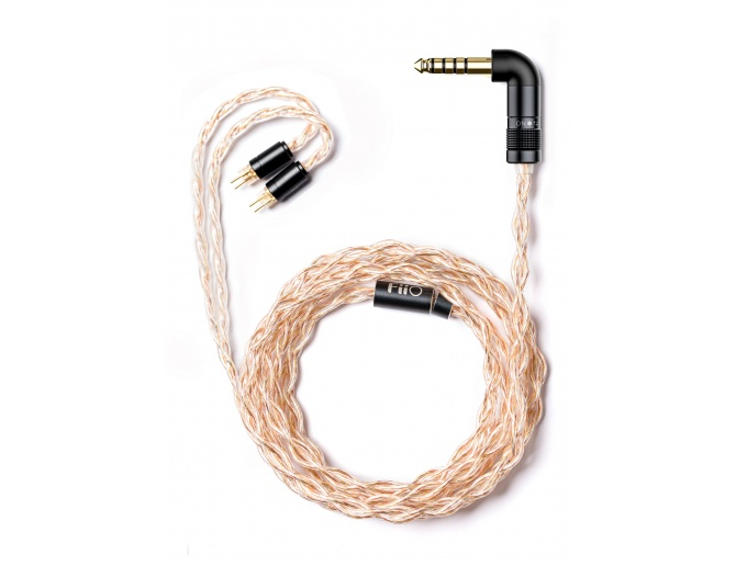 FiiO LC-RE Detachable Swivel-lock Earphone Replacement Cable MMCX