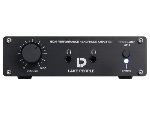 Lake People G111 Amplificatore per cuffie [b-Stock]