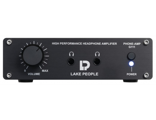 Lake People G111 Headphone Amplifier [b-Stock]