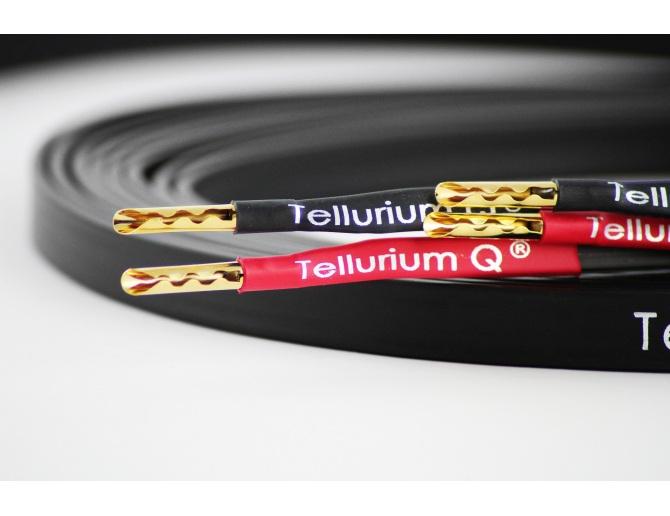 Tellurium Q Black Speaker Cables