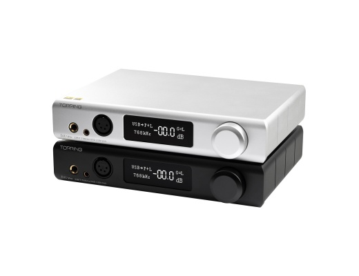 Topping DX7 Pro DAC with Headphone Amplifier +Bluetooth