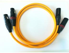 Van Den Hul Van Den Hul M.C. D102 MkIII XLR Cable Pair 1m [2nd hand]