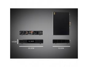 TOPPING D90 DAC AK4499 DSD512 Hi-Res Bluetooth 5.0 USB Bilanciato