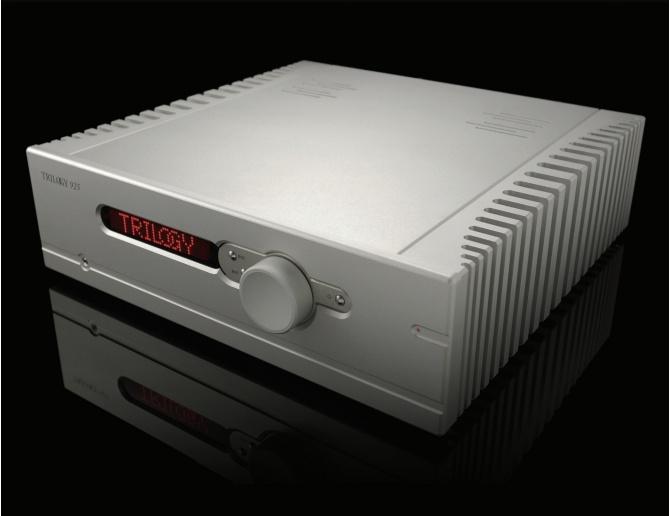 Trilogy 925 Amplificatore Integrato Ibrido