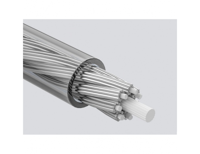 FiiO LS-2.5/3.5/4.4D High-purity Monocrystalline Sterling Silver Litz Earphone Cable