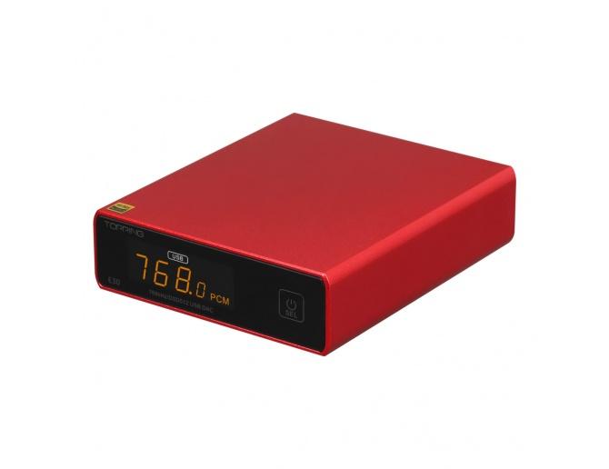 Topping E30 DAC USB AK4493 Ingressi multipli