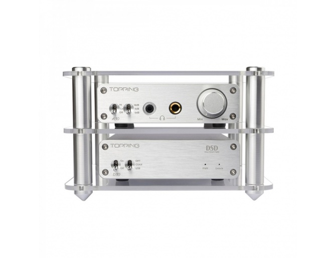 Topping Rack HiFi for PA3/MX3/DX3 Pro/D30/A30