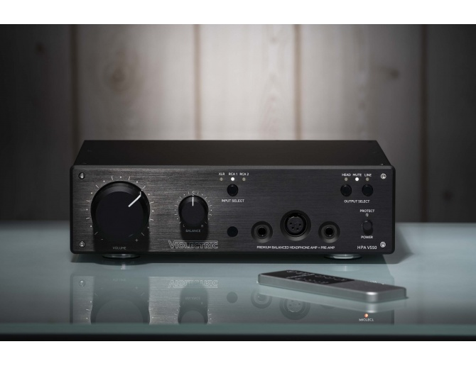 Violectric HPA V550 Headphone Amplifier