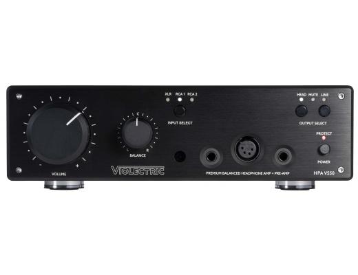 Violectric HPA V550 Amplificatore per cuffie