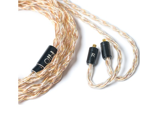 FiiO LC-RE Detachable Swivel-lock Earphone Replacement Cable MMCX