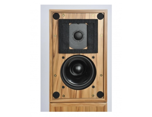 Coppia Stirling Broadcast LS3/5a V2 finitura English Oak [b-Stock]