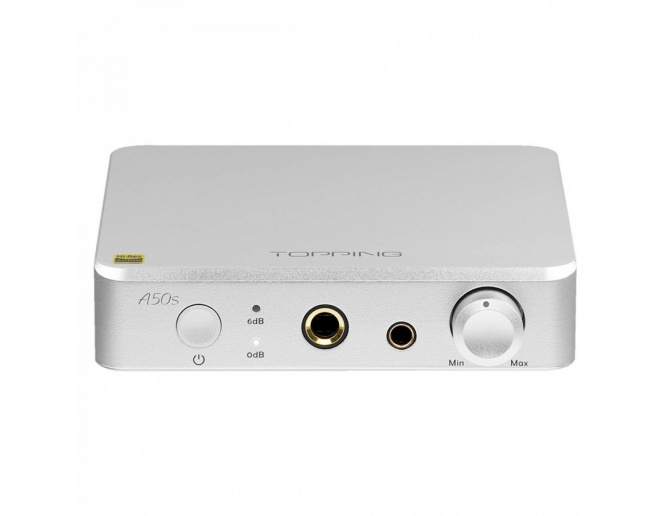 Topping A50s Balanced Headphone Amplifier/Preamplifier