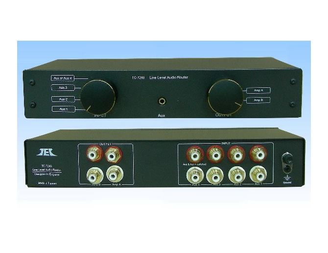 Beresford TC-7240 Line Level Audio Router