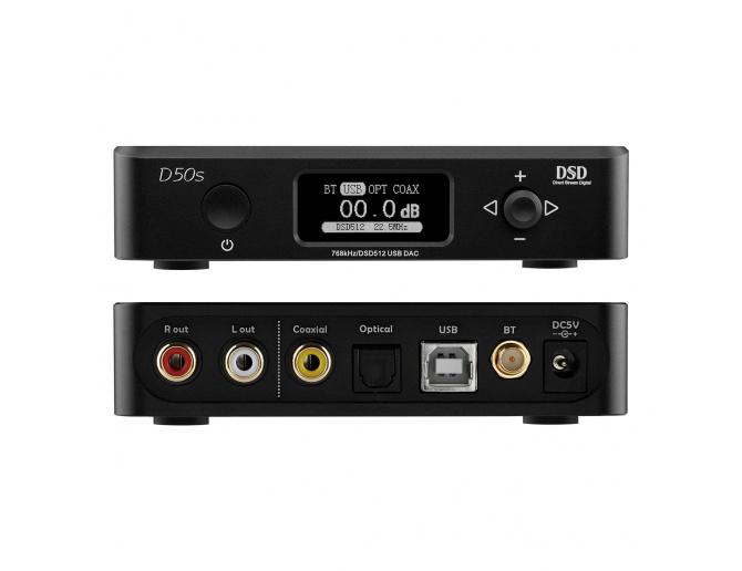 Topping D50s Desktop DAC