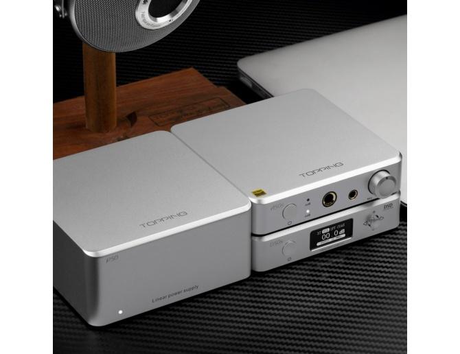 Topping A50s Balanced Headphone Amplifier/Preamplifier