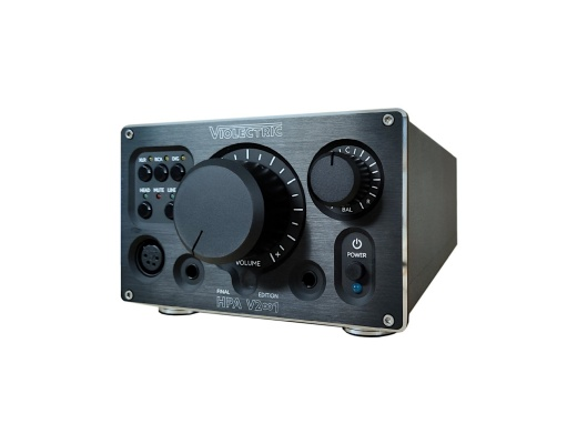 Violectric HPA V281FE FINAL EDITION Amplificatore per cuffie