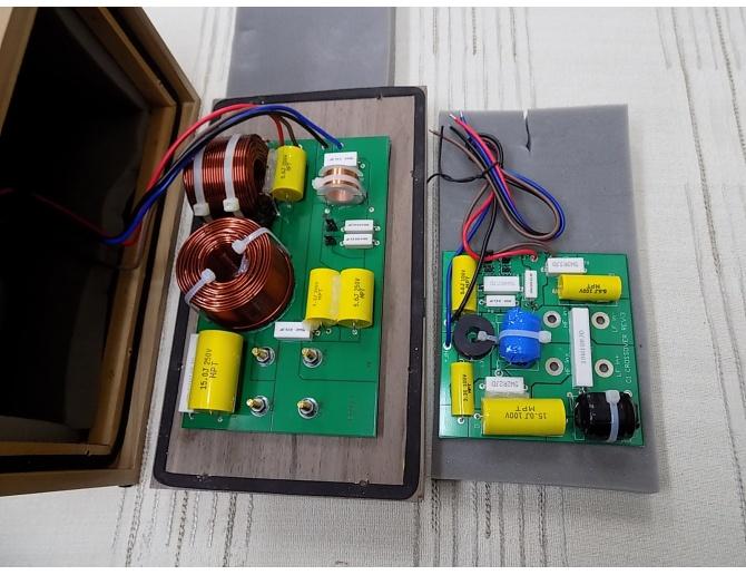 Stirling Broadcast LS3/5a V3 Loudspeakers pair