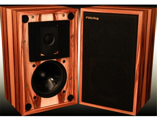 Stirling Broadcast LS3/5a V3 Loudspeakers pair