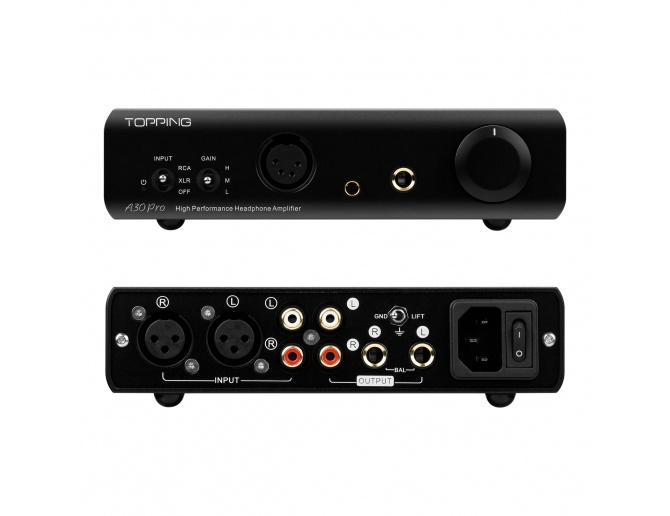 Topping A30 Pro Headphone Amplifier NFCA