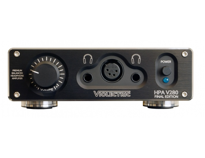 Violectric HPA V280 Headphone Amplifier