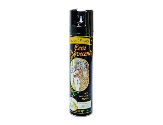 Novecento Paste Beeswax spray ml.400