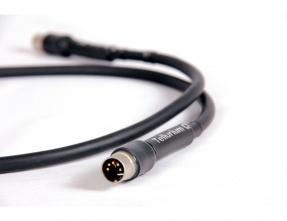 Tellurium Q Black II DIN Interconnect