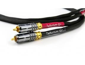 Tellurium Q Black RCA II Interconnects