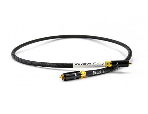 Tellurium Q Waveform™ hf Series Digital Black II RCA Cable