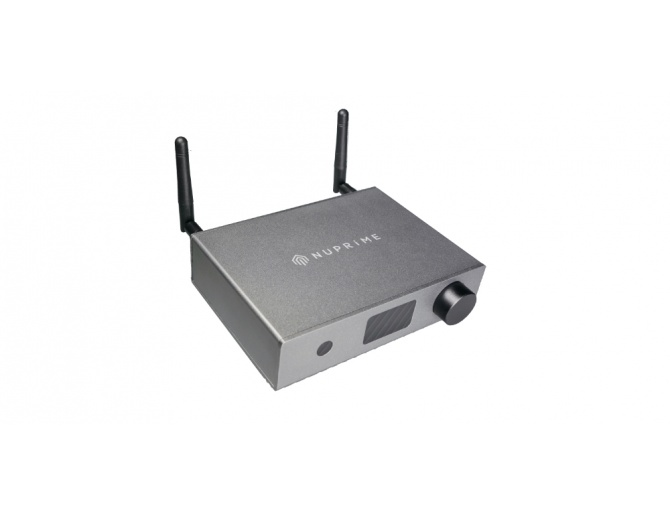 NUPRIME Omnia WR-1 Multi-Zone WiFi and Bluetooth Aptx HD Audio Streamer [2nd hand]