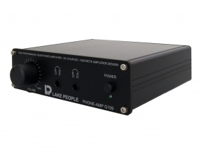 Lake People G109-S Headphone Amplifier