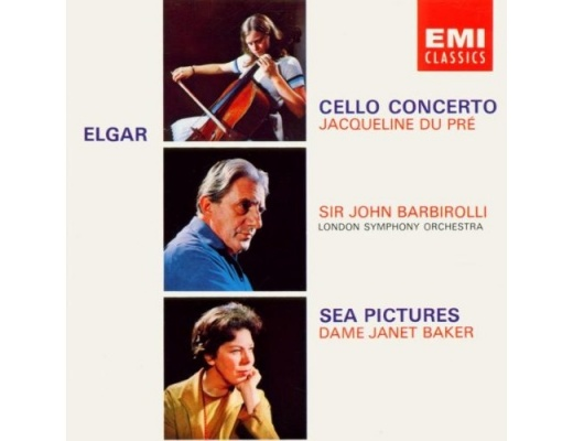 Elgar : Cello Concerto - Jacqueline Du Pré / Barbirolli - CD