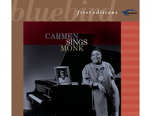 Carmen McRae - Carmen Sings Monk - CD