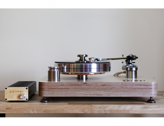 Palmer Audio 2.5-12 Turntable