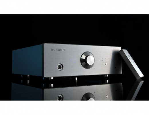 Burson Audio Conductor V2+ USB DAC, Headamp, Preamp