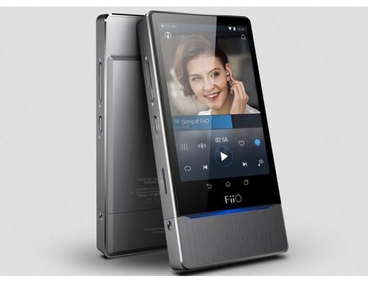 FiiO X7 Lettore Android 384/32 | Nativo DSD64/128 [b-Stock]