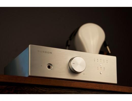 Burson Audio Conductor USB DAC, Headamp, Preamplifier [ex-demo]