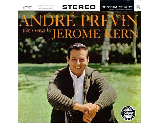 André Previn plays songs by Jerome Kern - CD