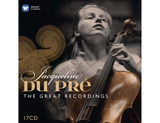 Jacqueline du Pré - The Great Recordings - 17 CD Box