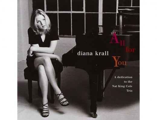Diana Krall - All For You - CD