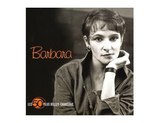 Barbara - Les 50 Plus Belles Chansons - 3CD