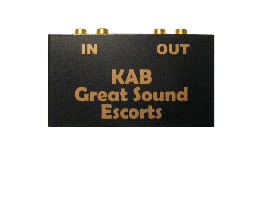 KAB Pre-Con LP Line-Phono Converter