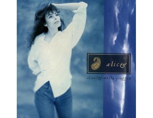 Alice - Il Sole Nella Pioggia - CD