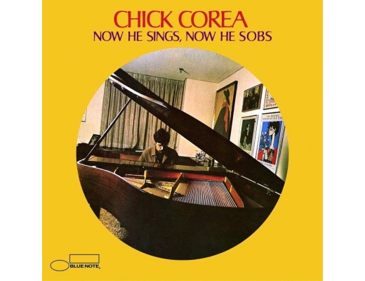 Chick Corea - Now He Sings Now He Sobs - CD