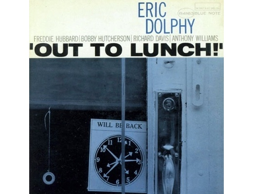 Eric Dolphy - Out To Lunch - CD