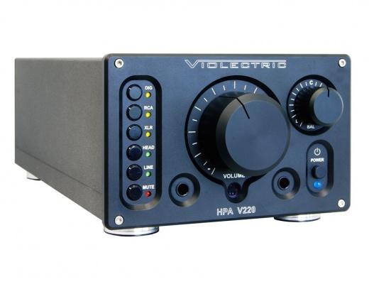 Violectric HPA V220 Amplificatore per cuffie