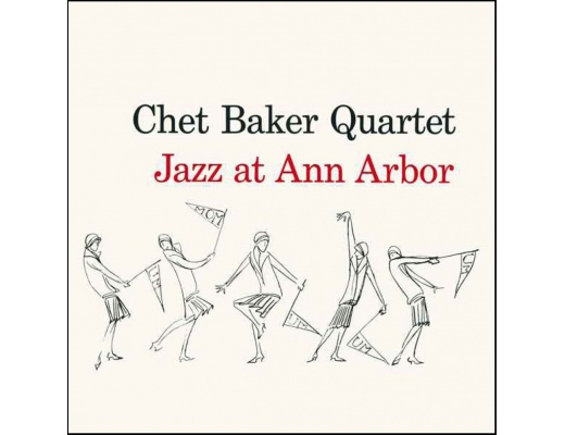 Chet Baker Quartet - Jazz at Ann Arbor - CD