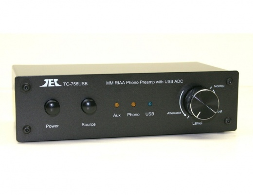 T-Preamp TCC TC-756 USB Phono Preamp